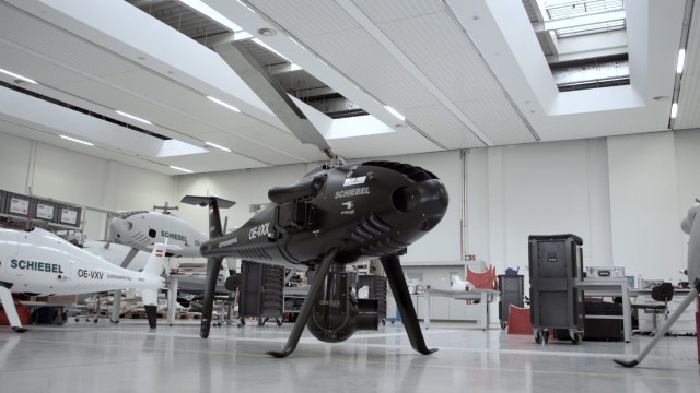 CAMCOPTER<sup>®</sup> S-100 CINEFLEX Trials