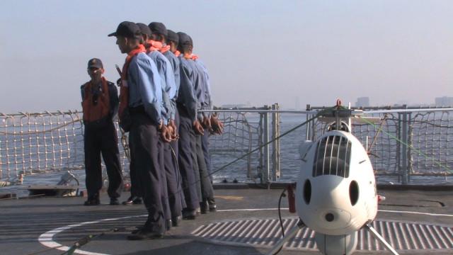 CAMCOPTER<sup>®</sup> S-100 Maritime (Pakistan)