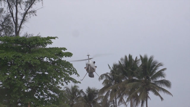 CAMCOPTER<sup>&reg;</sup> S-100 Mozambique Flight Operations