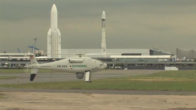 CAMCOPTER<sup>®</sup> S-100 Paris Air Show 2009