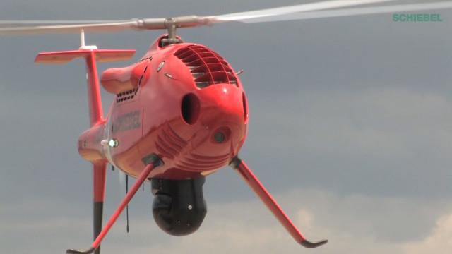 CAMCOPTER<sup>®</sup> S-100 Paris Air Show 2011