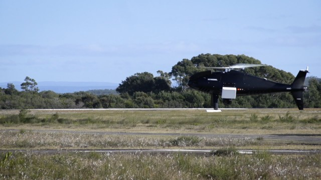 CAMCOPTER<sup>®</sup> S-100 Royal Australian Navy Trials