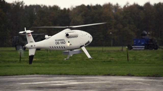 CAMCOPTER<sup>&reg;</sup> S-100 &#8211; AIRICA Detect and Avoid Trials