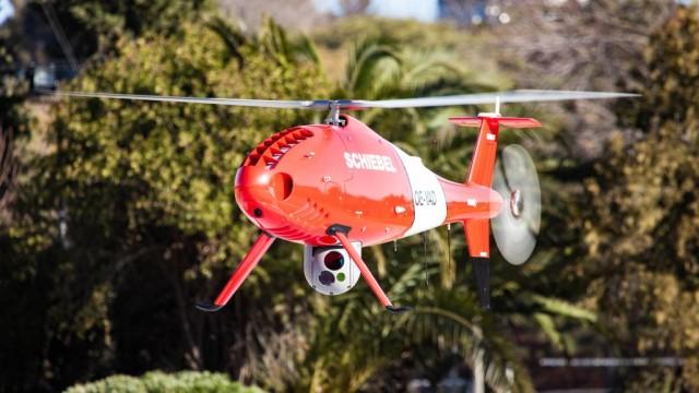 CAMCOPTER<sup>®</sup> S-100 – Demostración de Vuelo en la Argentina