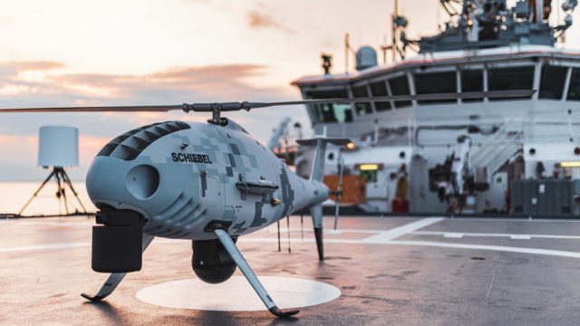 CAMCOPTER® S-100 - Finnish Coast Guard Trials