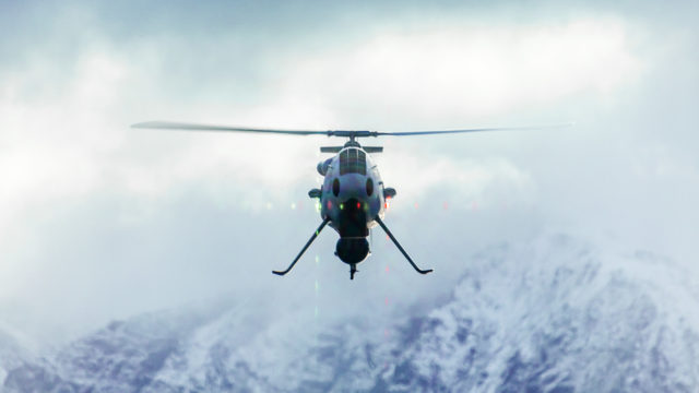 CAMCOPTER<sup>®</sup> S-100 – Search And Rescue Trials (Norway)